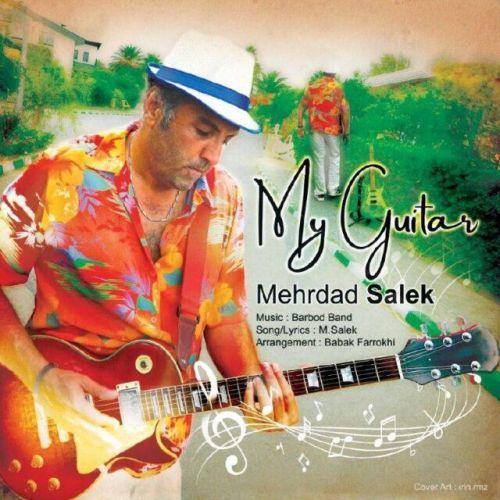 دانلود موزیک جدید مهرداد سالک گیتار من